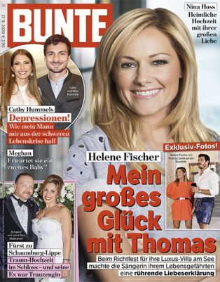 Top! 13 Ausgaben Bunte für 50,70€ + 55€ Amazon Gutschein
