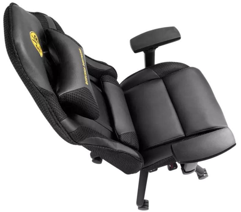 SNAKEBYTE Borussia Dortmund Gaming Stuhl für 119,99€ (statt 200€)