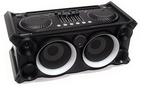 Lotronic Boost Musikanlage Audio System mit 300W für 49,95€ (statt 90€)