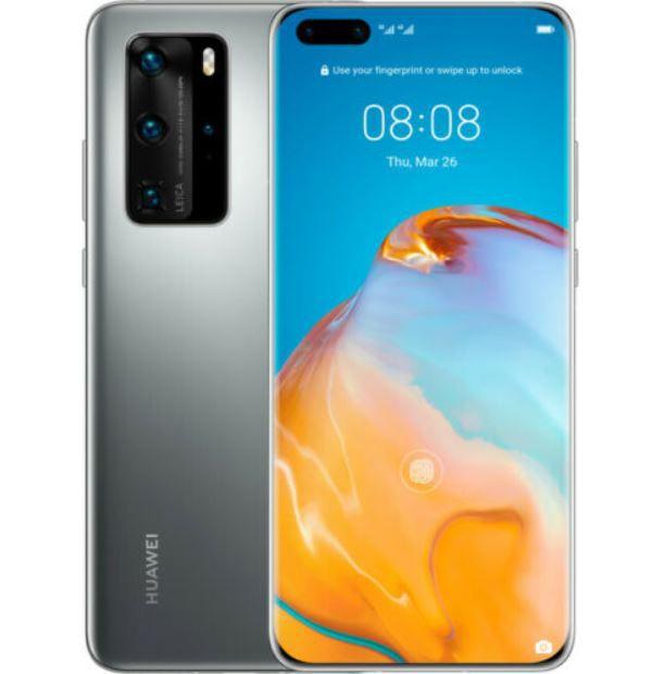 Huawei P40 Pro 5G 256GB DualSIM Phone für 629€ (statt 669€)