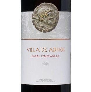 Villa de Adnos   spanischer Bobal Tempranillo Rotwein 6 Flaschen für 29,94€