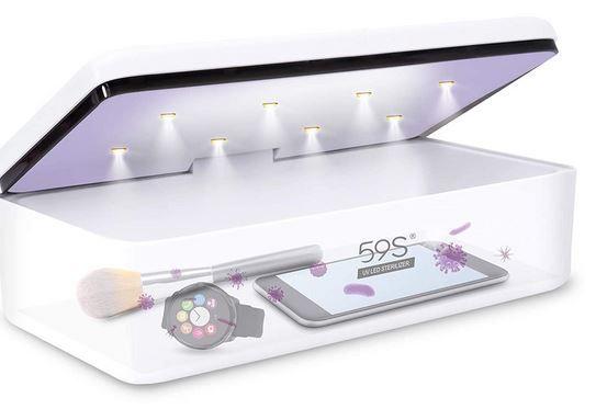SUNUV S2 UV LED Sterilisator für 39,99€ (statt 80€)