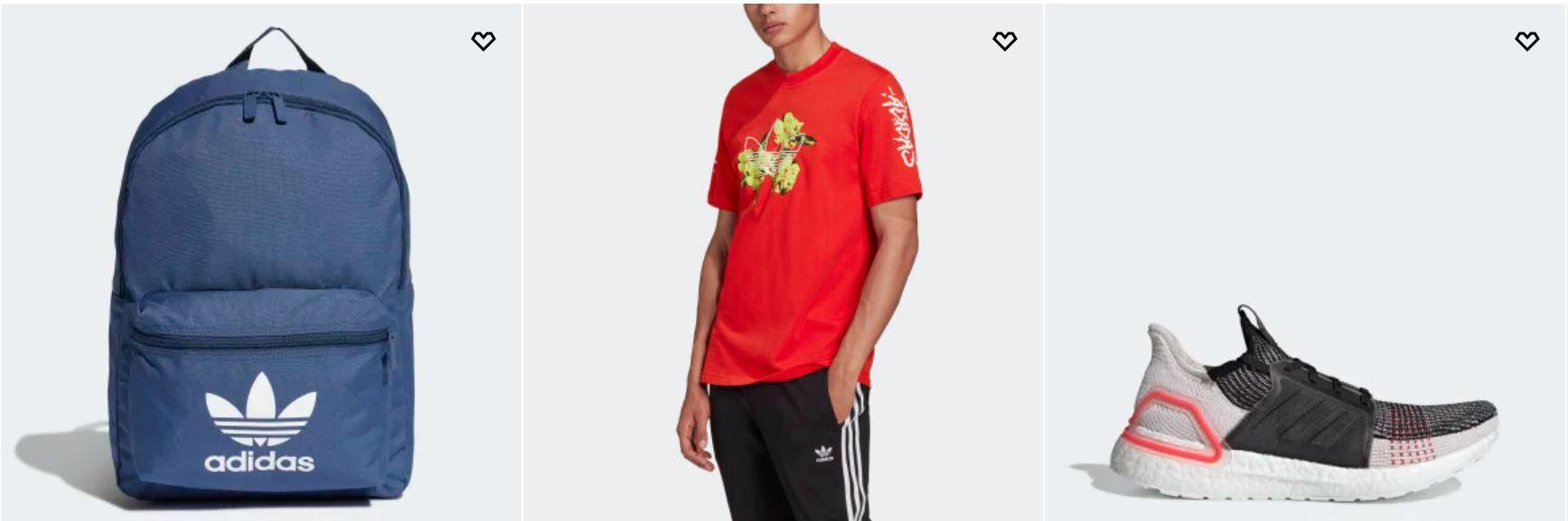 adidas Mid Season Sale mit 30% Rabatt auf reguläre Ware + 15% Rabatt auf Reduziertes +  VSK frei ab 25€