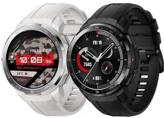 Honor Watch GS Pro GPS Multisport Smartwatch für 175€ (statt 196€)
