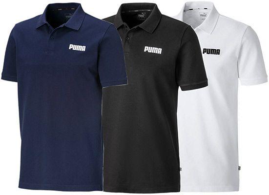 Puma Poloshirt ESS Pique Polo in 3 Farben für je 14,96€ (statt 20€)