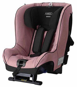 AXKID Kindersitz Minikid 2.0 Reboarder in Rosa für 269,99€ (statt 349€)