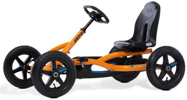 BERG Pedal Go Kart Buddy B Orange ab 214,99€ (statt 235€)