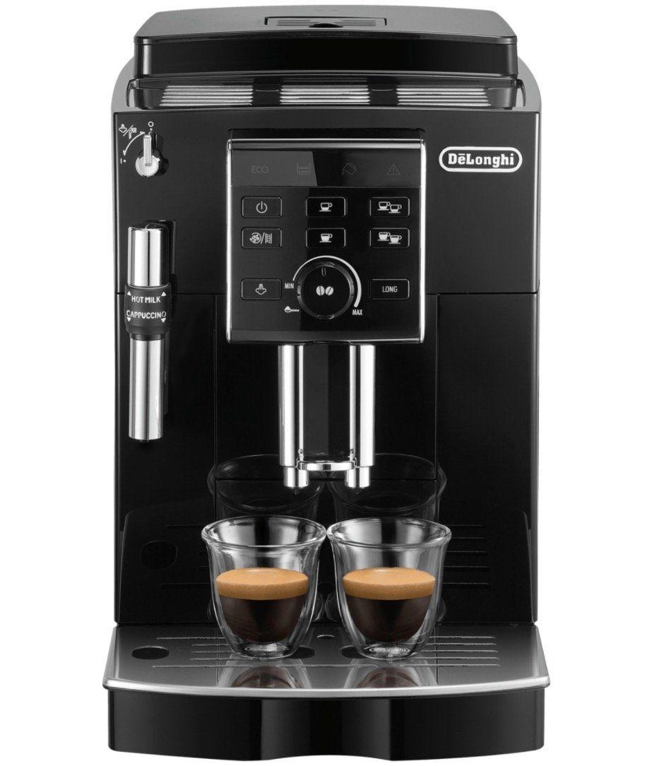 DeLonghi Kaffeevollautomat ECAM 23.120.B mit 13 stufigem Kegelmahlwerk für 279€ (statt 329€)