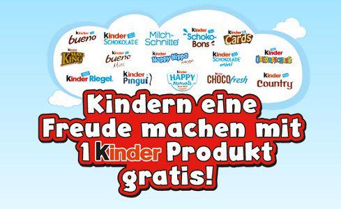 NICHT VERPASSEN + Am 19. September ein Kinder Produkt kaufen, später Geld zurück holen