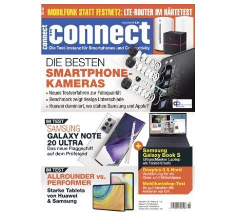Jahresabo des Technik-Magazins connect für 29,95€ (statt 84€) – ohne Prämie direkt günstig!
