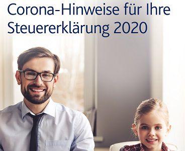 Gratis: eBook »Steuererklärung 2020 – Änderungen & Hinweise wegen Corona«