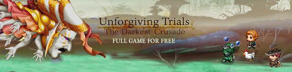 IndieGala: Unforgiving Trials: The Darkest Crusade gratis
