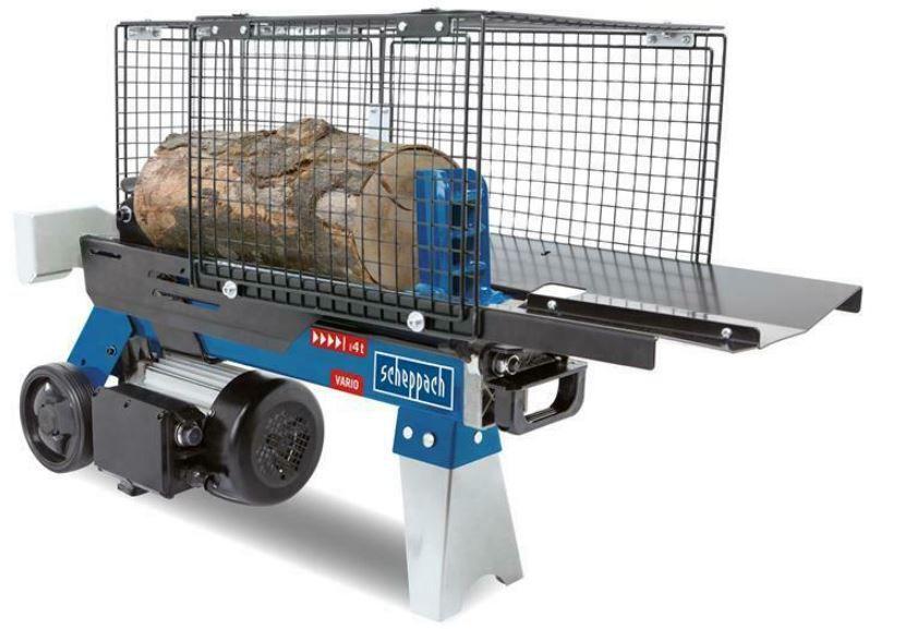 Scheppach HL460 Holzspalter max 4t liegend bis 35cm für 199,99€ (statt 244€)