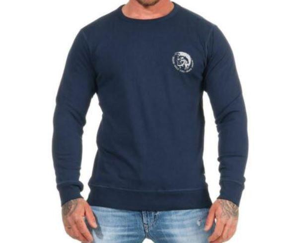 DIESEL Herren Rundhals Sweatshirt für 39,99€ (statt 55€)   Restgrößen