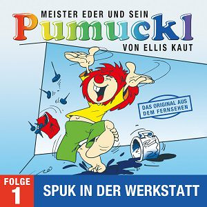 Meister Eder und sein Pumuckl – Spuk in der Werkstatt kostenlos als MP3 herunterladen