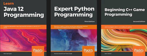 Fanatical: Zum Internationaler Tag des Programmierers drei eBooks gratis (statt ca. 78€)
