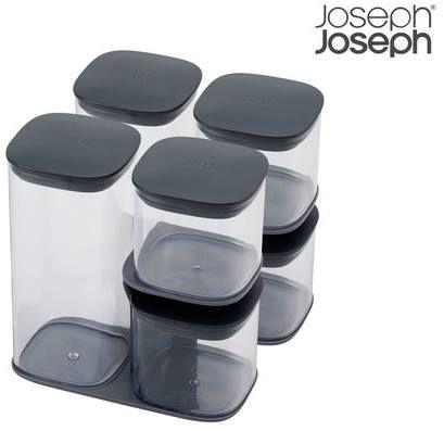 2er Pack: Joseph Joseph Podium Aufbewahrungsset für 35,90€ (statt 58€)