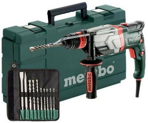 Metabo Elektronik Multihammer UHEV 2860 2 Quick Set inkl. 10 tlg. SDS Satz für 189,90€ (statt 213€)