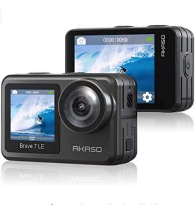 Elephone REXSO Explorer K   4K Action Cam für 68€