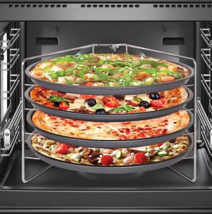 Kitchen Club Pizza Backset (5tlg) für 14,55€ (statt 20€)