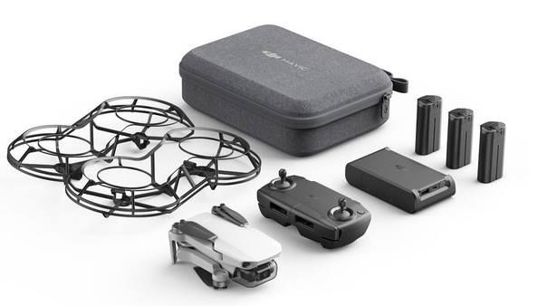 DJI Mavic Mini 12MP QHD Quadrocopter Fly More Combo für 431,10€ (statt 476€)   aus DE