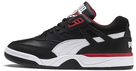 Puma Palace Guard  Sneaker in Schwarz / Weiß für 38,98€ (statt 46€)