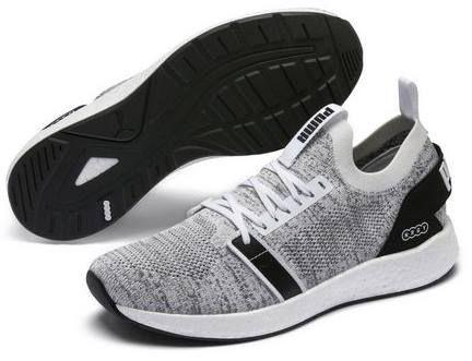 Puma NRGY Neko Engineer Knit Herren Laufschuhe in Grau oder Schwarz für je 39,96€ (statt 64€)