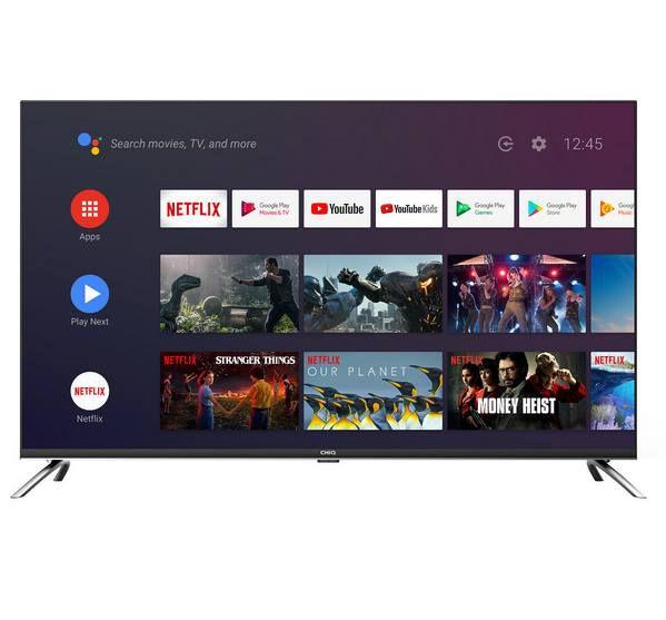Hisense H65MEC5550   65 Zoll 4k Fernseher mit Triple Tuner für 799€ (statt 929€)