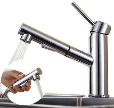 Homelody SD8029 ausziehbare Küchenarmatur für 38,99€ (statt 50€)