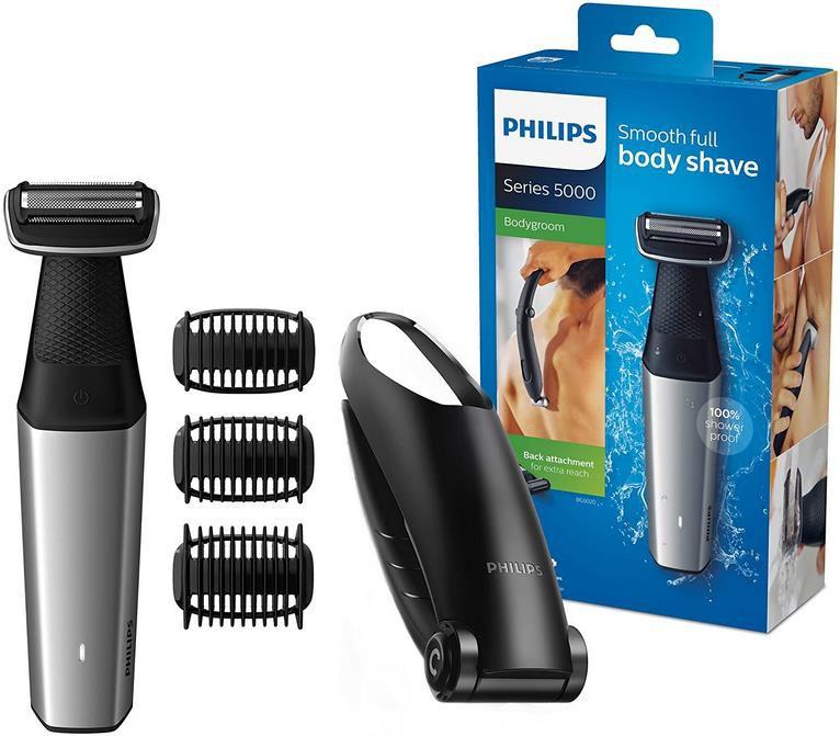 Philips BG5020/15 Series 5000 Bodygroom Körperrasierer für 41,15€ (statt neu 49€)