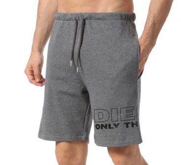 Diesel UMLB PAN Shorts in Blau oder Grau für je 26,99€ (statt 39€)