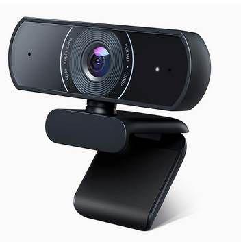 Roffie 1080p Webcam inkl. Mikrofon für 19,99€ (statt 34€)