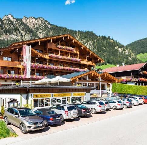 2 ÜN im Alpbachtal inkl. Frühstück, Wellness mit  360° Bergpanorama Dachterrasse ab 119€ p.P.