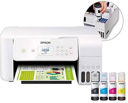Epson EcoTank ET 2756 3in1 Multifunktionsdrucker für 254,95€ (statt 272€)