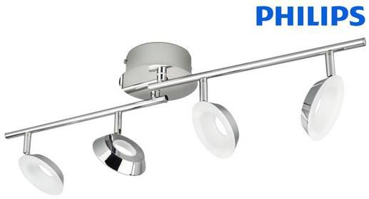 Philips Mackinaw LED Deckenleuchte mit 2er oder 4er Spots für 20,90€ bzw. 30,90€ (statt 76€)