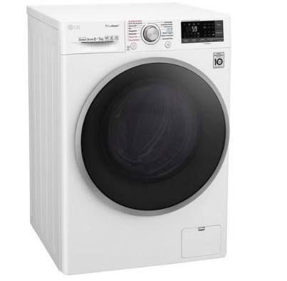 LG F14WD85EH1 Waschtrockner (8kg, 5kg & EEK: A) für 423€ (statt 585€)