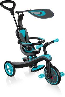 Authentic Sports Globber Explorer Trike 4 in 1 in 3 Farben für 90,99€ (statt 114€)