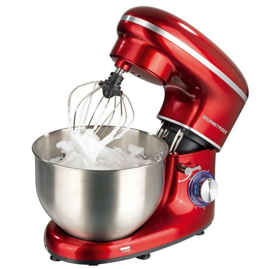 GOURMETmaxx Küchenmaschine 1.500W für 84,99€ (statt 100€)
