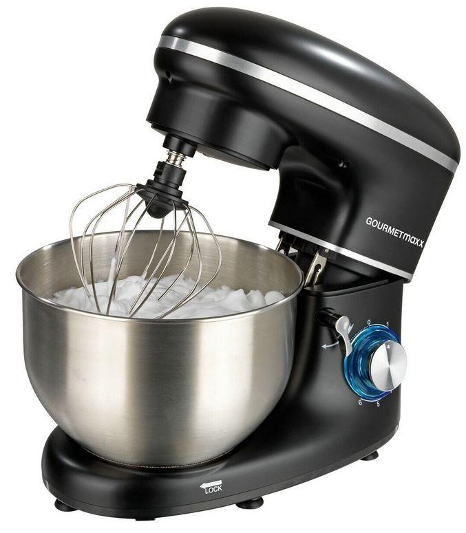 GOURMETmaxx Küchenmaschine 1.500W für 89,09 (statt 110€)