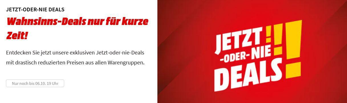 Media Markt Jetzt oder Nie Deals   z.B. BOSE Home Speaker 300 Smart Speaker für 179,79€ (statt 207€)
