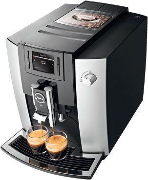 Jura E6 Kaffeevollautomat (Modell 2019) für 607€ (statt 700€)