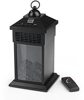 EASYmaxx LED Kamin Laterne (03438) für 19,99€ (statt 25€)