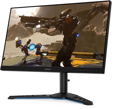 Lenovo Legion Y25-25 – 24,5 Zoll Full-HD Gaming Monitor mit 240 Hz + FreeSync für 243,74€ (statt 276€)