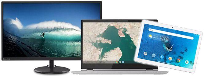 MediaMarkt: Lenovo Markentage – z.B. 15,6″ Lenovo Chromebook ab 378,95€ (statt 438€)