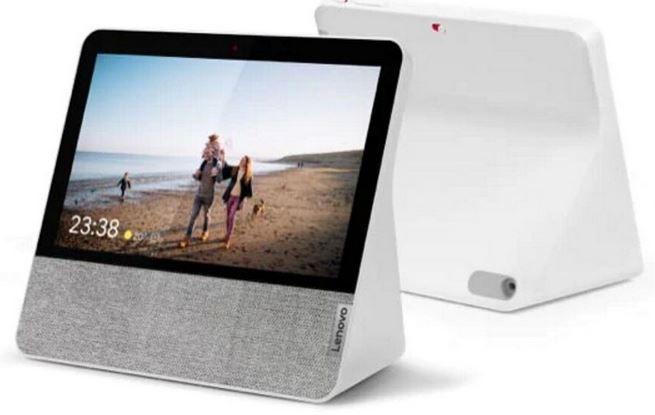 Bis Mitternacht: Lenovo Smart Display 7 Zoll IPS Touch Google Assistant für 57,74€ (statt 135€)