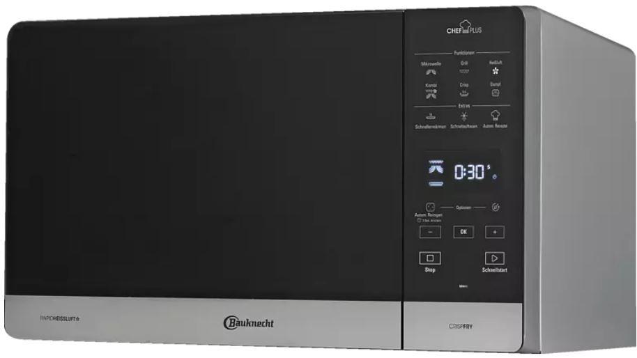 BAUKNECHT MW 49 SL Mikrowelle 800 Watt für 159,99€ (statt 200€)
