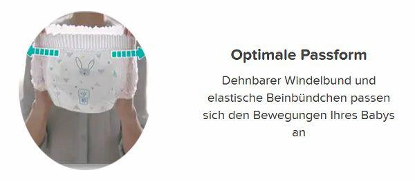 Gratis: Pampers Premium Protection Pants Probierpaket