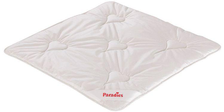Paradies Babybettdecke Lisa Light (80 x 80 cm) für 24,94€ (statt 36€)