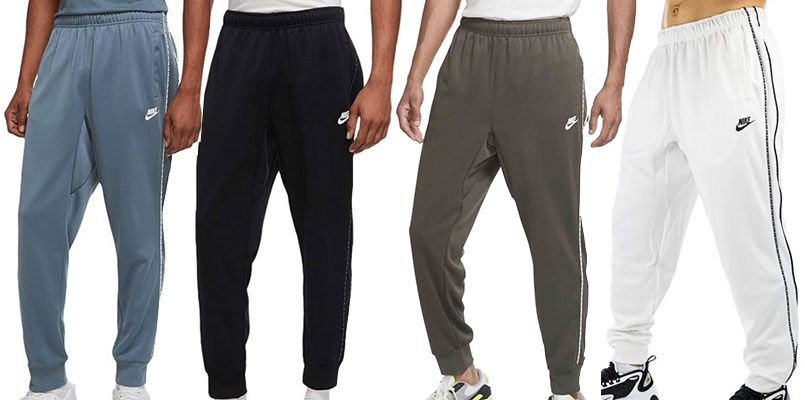 Nike Repeat Fleece Pant Jogginghose in 5 Farben für je 27,98€ (statt 49€)