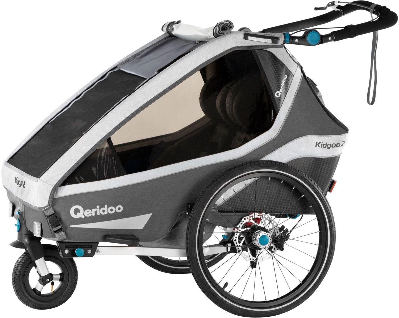 Qeridoo Kidgoo2 Sport (2020) Baby Jogger und Anhänger für 525,97€ (statt 578€) + 52€ in Punkten